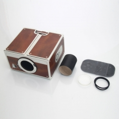 Smart Phone Project 2.0 DIY Cardboard Mobile Portable Cinema for iPhone Android Coffee one size