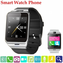 Smart Watches GV19 SIM/TF bluetooth Sport Pedometer WristWatch for Android Infinix /Cubot black black one