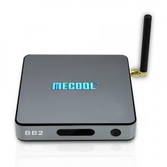MECOOL BB2 Amlogic S912 64bit Octa core 2G/16G Android 6.0 TV Box WiFi 17.0 black