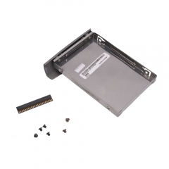 New HDD Hard Drive Caddy Connector for Dell Latitude D800 Inspiron 8500 8600 black one size
