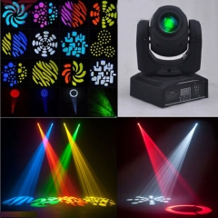 30W LED Moving Head Light LED Spot Stage Lighting DJ Disco Xmas Club Lamp rgb one size 30w