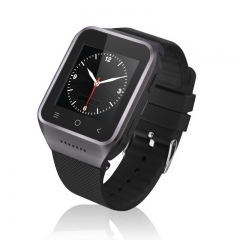 ZGPAX S8 Android 4.4 Bluetooth Smart Sport Tracker Watch Phone WiFi black one