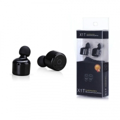 Wireless Bluetooth Mini Stereo In-Ear Earbuds Earphone Headset for iphone7/plus black