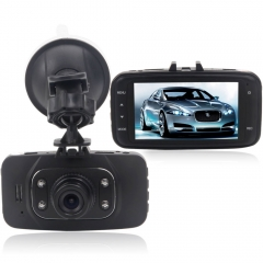 "GS8000L 2.7"" HD 1080P 140 Degrees Super Wide Angle Car DVR Recorder"