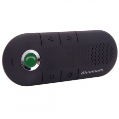 Smart Sun Shield Bluetooth V3.0+EDR Hands-free Call Car Kit Black
