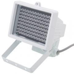 96LED 12V Night Vision IR Infrared Illuminator Light Lamp White for CCTV Camera white one size