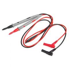 1 PAIR Universal Digital Multimeter Meters Probe Test Leads Pin Red and Black one size