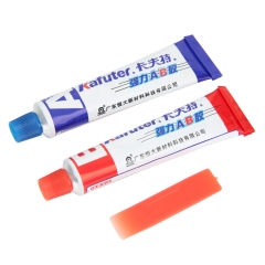 Two-Component Modified Acrylate Adhesive 1+1 AB Glue Super stick Sticky Kafuter as picture one size