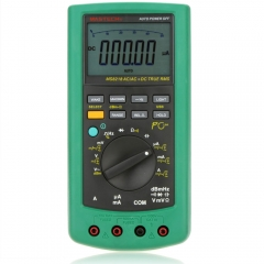 MASTECH MS8218 LCD Digital Multimeter True RMS AC DC Voltage Capacitance Tool as picture one