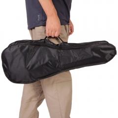 """23"""" Canvas Material Ukulele Soft Case Gig Bag for Concert Uke"""
