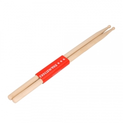 Pair of New Maple Wood 7A Drum Sticks Drumsticks