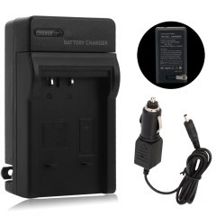 KLIC-7004 Battery Charger for Kodak EasyShare V1233 V123 V1273 Zi8 black one size