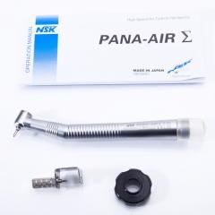 Pro Dental NSK Pana High Speed 2 Hole Air Turbine Handpiece Kit Cartridge Rotor silver