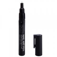 Nail Art 3D Painting Pen Polish DIY Design Manicure Tool 2# Black black one size