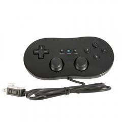Classic Controller for Wii Black