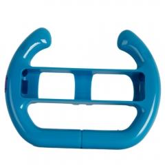 Racing Steering Wheel for Nintendo Wii Mario Remote Game Controller blue