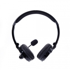 BH-M20C Wireless Bluetooth V4.1 Stereo Headset Headphone for PS3 black