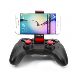 GEN GAME S6 Wireless Bluetooth Gaming Controller with Clip for iOS Android Phone