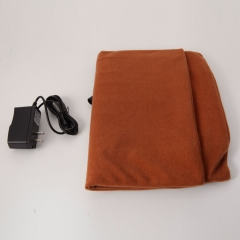 "Warmer Safe healthy happy Reptile Heated Bed Hot Sell Pad 110V~240V Brown11""x15"" Brown One"