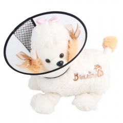 Elizabeth Protective Collar Wound Healing Cone Protection Smart Collar for Dog Cat Pet 3# as picture one