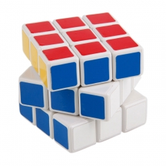 New Shengshou 3x3x3 Ultra-smooth Spring Speed Magic Cube 3x3 Puzzle Racing white one size