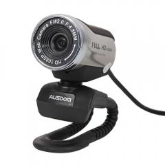 AUSDOM AW615 1080P HD Pro Webcam Widescreen Video Calling Web Camera Mic