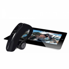 Wireless Bluetooth Stereo Headphones Earphone Headset For Smart Phone Samsung LG black