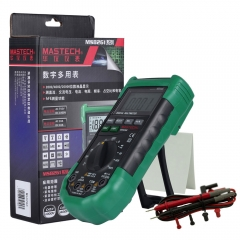 MASTECH MS8268 Digital Multimeter Capacitance AC DC Voltage Current Tester Meter as picture one