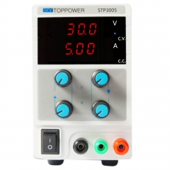 30V 5A Variable Switch LCD Digital DC Regulated Power Supply Lab Grade STP3005 as picture one