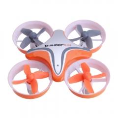 BoldClash BWHOOP B-03 Altitude Hold 716 53500rpm Motor EDF RC Quadcopter orange bwhoop b-03
