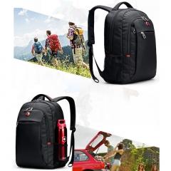 "Men Women SwissGear Big Bag 15.6"" Laptop Backpack Outdoor Notebook Travel Bags black one size"