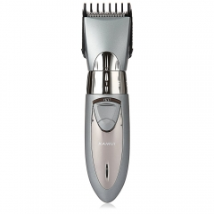 High Quality Rechargeable Hair Trimmer Cutting with cutting length control wheel Electric Hair Razor