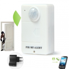 Anti-theft Device Mini PIR MP Alert A9 Infrared Sensor Motion Detector Anti-theft GSM Alarm System