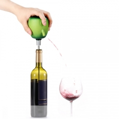 Best Sale Wine Pourer Electric Red Wine Decanter Homebrew Pump Apple Style Cider Appliance as the picture