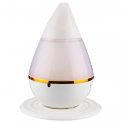 Air Humidifier Water Drop Fogger Atomizer Ultrasonic Humidifier LED Light Aroma Diffuser Mist Maker