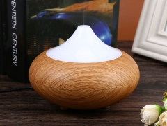 Unique Drop Shape Essential Oil Diffuser Aromatherapy Air Humidifier LED Light Aroma Diffuser