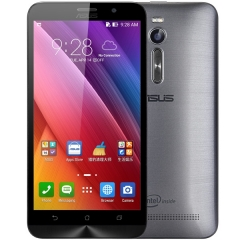 ASUS ZenFone 2 ( ZE551ML ) 5.5 inch FHD Screen Android 5.0 4G Phablet Quad Core 4GB RAM 32GB ROM silver