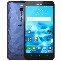 ASUS ZenFone 2  5.5 inch FHD Screen Android 5.0 4G Phablet Intel Z3580 Quad Core 2.3GHz 4GB RA blue
