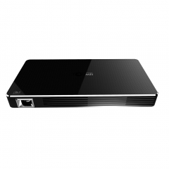 TOUMEI DLP C800i Projector Android 4.4 80 Lumens 854 x 480 Pixels 1080P Dual Band WiFi Bluetooth 4.0 black eu plug