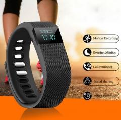 Sport Bracelet Bluetooth 4.0 Smart Wristband Smartwatch