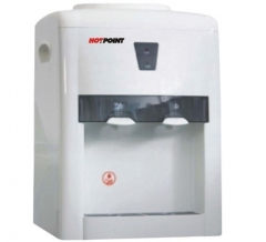 Hotpoint HWDC10W Table Top Water Dispenser - White (Normal)