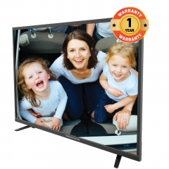 Skyworth Ultra Slim Digital LED TV 24'' black 24''