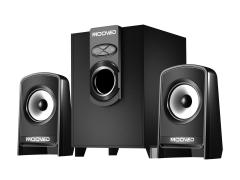MOOVED MV-K1 - Multimedia Speaker System - Black black 10W+5W*2 MV-K1