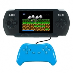 Subor RS-80 Portable Game Console Black With Game Pad