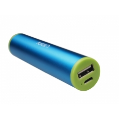 UPAI power bank 2800mah blue 2800mah