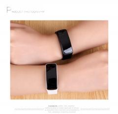 Christmas Gift LED Digital Bracelet Watch Sport Silicone Strap Wristwatch for Men Women Smart watch white 170mm-288mm