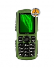 X-TIGI S23 Mini - Big Torch - Big Speaker - 4000mAh - Green & Black green