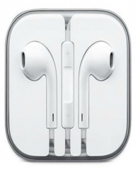 Earphone for Smart phones - White white