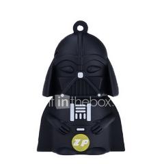 USB 32GB 32G ZP Darth Vader Character 32GB USB Flash Pen Drive Thumb Memory Stick black sdcz50 32gb