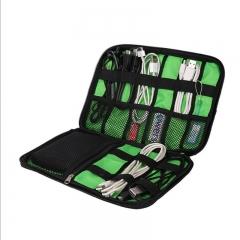 Fashion Organizer System Kit Case Storage Bag Digital Gadget Devices as picture